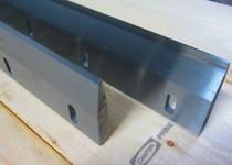 Kohler air knife nozzle lips for the galvinization coating lines